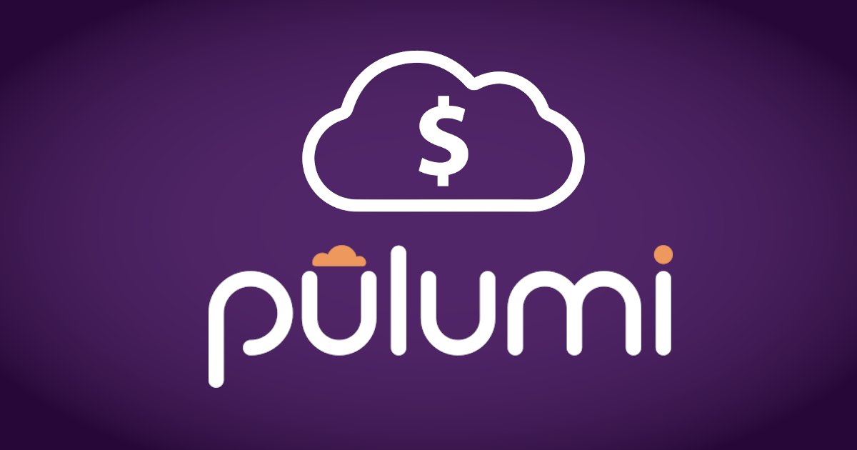 Controlling AWS Costs with Pulumi and AWS Lambda