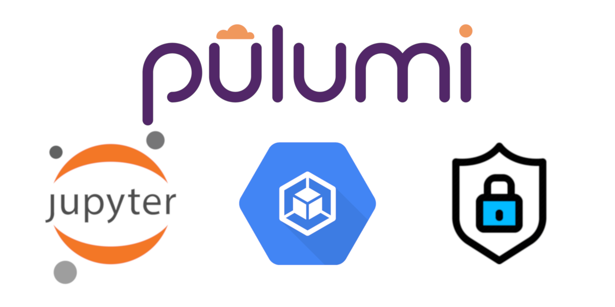 Create Secure Jupyter Notebooks on Kubernetes using Pulumi