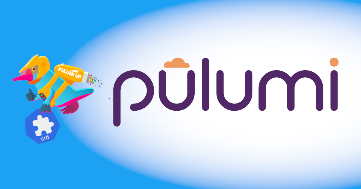 Introducing crd2pulumi: Typed CustomResources for Kubernetes