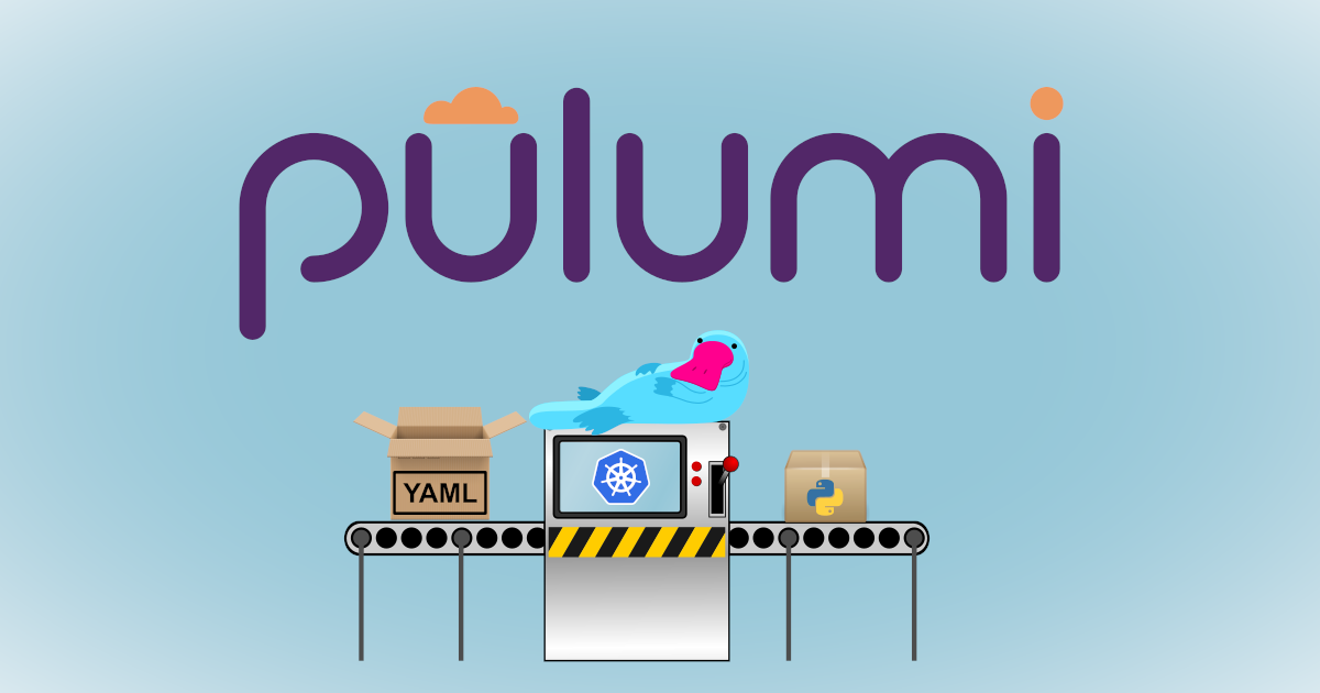 Introducing kube2pulumi: No More YAML