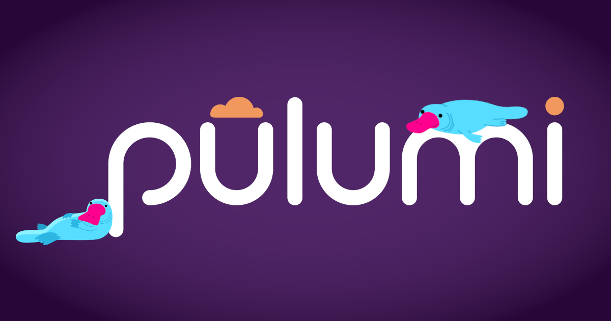 Building Jamstack Infrastructure With Pulumi