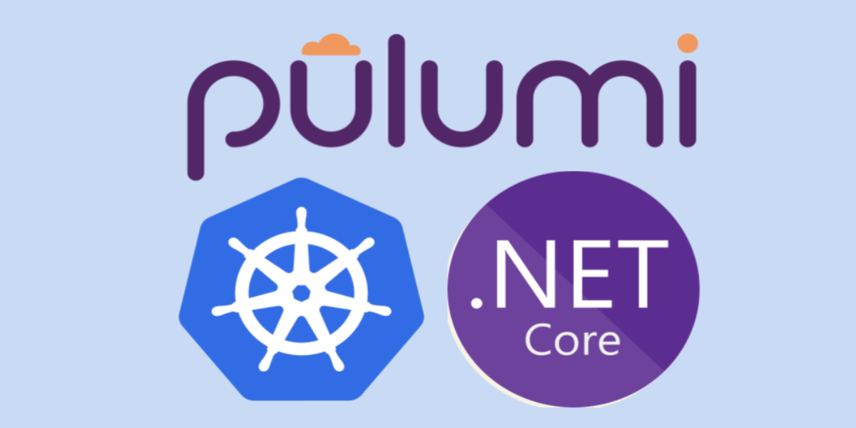 Managing Kubernetes Infrastructure with .NET and Pulumi