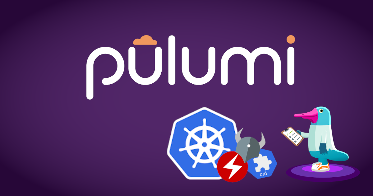 Announcing New Pulumi Open Source Projects for Kubernetes