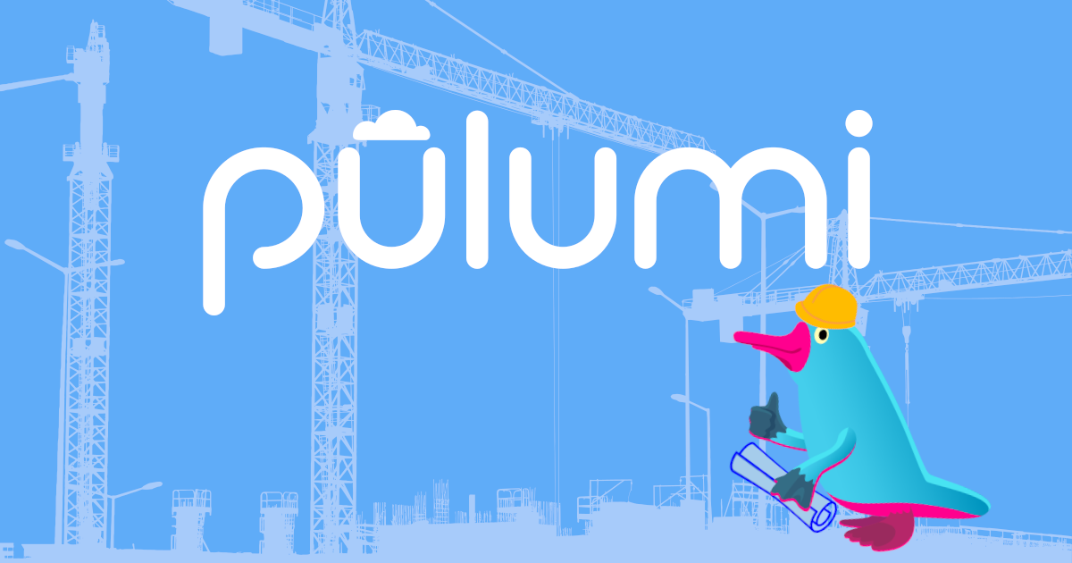 Pulumi Import: Generate IaC for Existing Cloud Resources