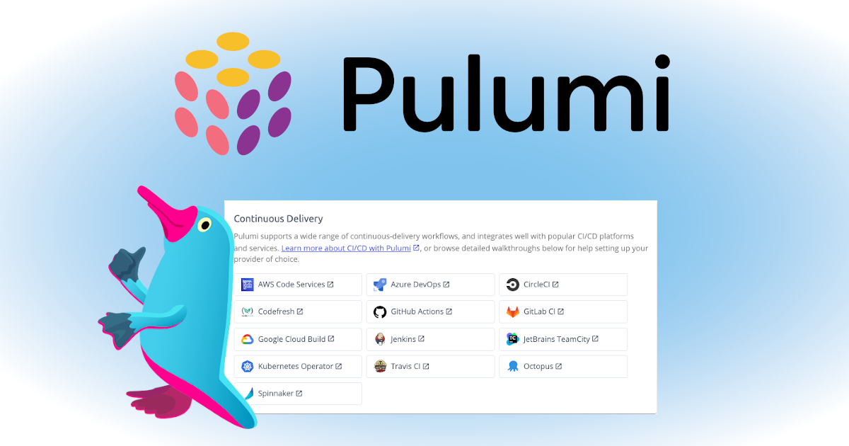 Unify app and infra delivery with Pulumi's CI/CD Assistant