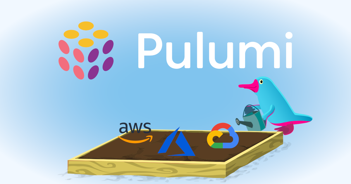 Model and program the cloud with Pulumi native providers