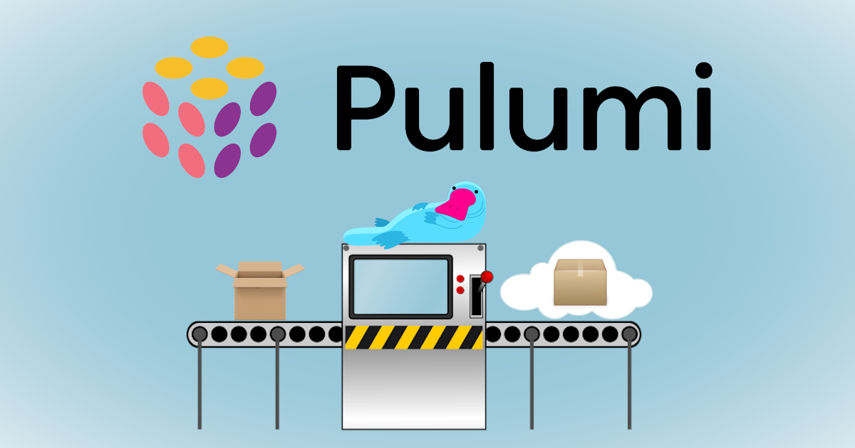 Introducing Pulumi Packages and multi-language Components