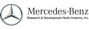 Mercedes-Benz Research and Development logo